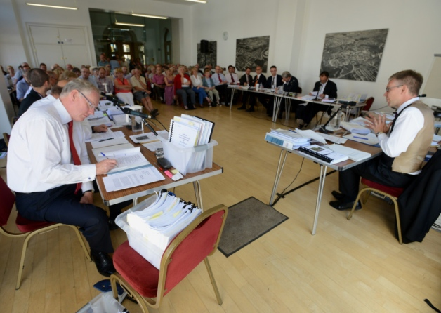 Expert Witness at Public Inquiry